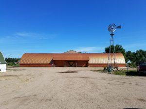 Black Leg Ranch Barn