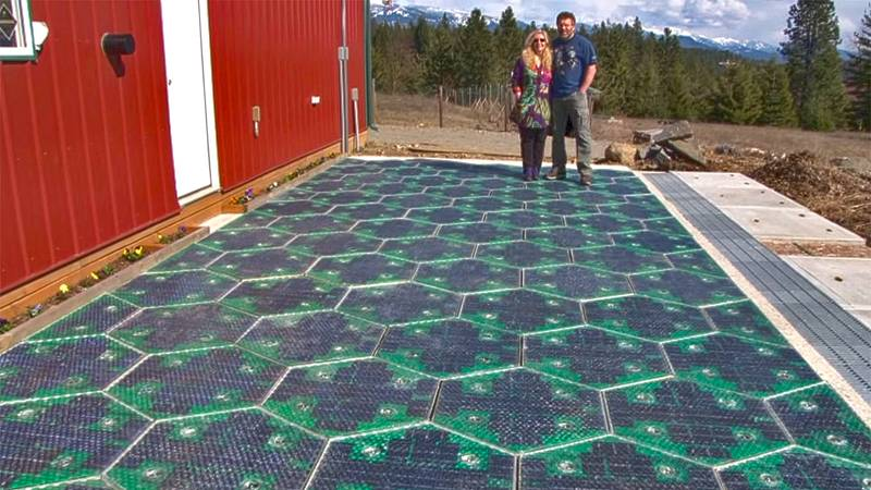 Solar Panels Could Replace Roads | MAFWA
